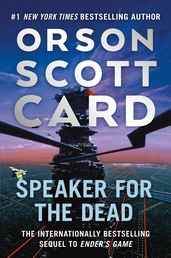 Speaker for the Dead Book Cover - Click to see book details