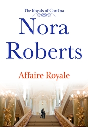 Affaire Royale Book Cover - Click to open Coming Soon panel