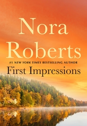 First Impressions Book Cover - Click to open Coming Soon panel