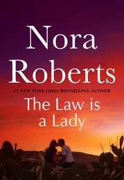 The Law is a Lady Book Cover - Click to open Coming Soon panel
