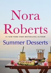 Summer Desserts Book Cover - Click to open Coming Soon panel