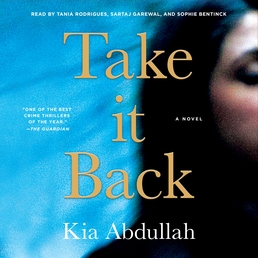 Take It Back Book Cover - Click to open Coming Soon panel