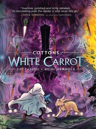 Cottons: The White Carrot Book Cover - Click to open :01 Collection panel