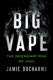 Big Vape Book Cover - Click to open Top Sellers panel