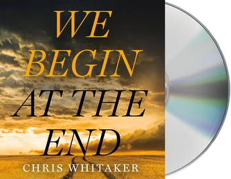 We Begin at the End Book Cover - Click to open Coming Soon panel