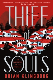 Thief of Souls Book Cover - Click to open New Releases panel