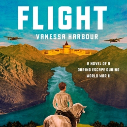 Flight Book Cover - Click to open Young Listener panel