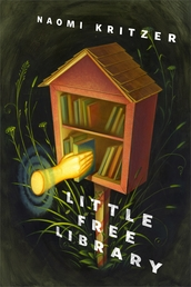 Little Free Library Book Cover - Click to open Coming Soon panel
