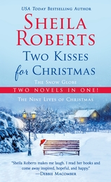 Two Kisses for Christmas Book Cover - Click to open Top Sellers panel