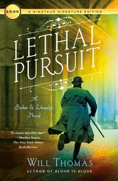 Lethal Pursuit Book Cover - Click to open Coming Soon panel