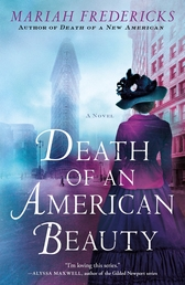 Death of an American Beauty Book Cover - Click to open Coming Soon panel