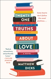 Twenty-one Truths About Love Book Cover - Click to see book details