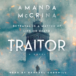 Traitor Book Cover - Click to open Young Listener panel