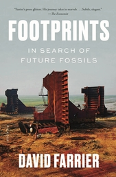 Footprints Book Cover - Click to open New Releases panel