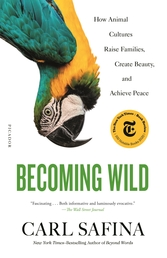 Becoming Wild Book Cover - Click to open New Releases panel