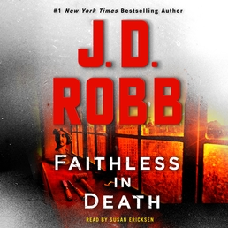 Faithless in Death Book Cover - Click to open Audiobooks panel