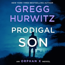 Prodigal Son Book Cover - Click to open Audiobooks panel