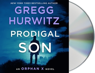 Prodigal Son Book Cover - Click to open Coming Soon panel