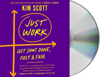 Just Work Book Cover - Click to open Coming Soon panel