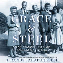 Grace & Steel Book Cover - Click to open Audiobooks panel