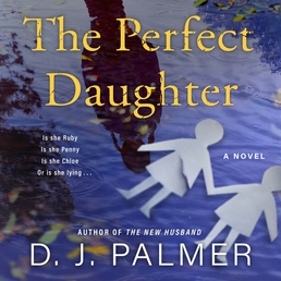 The Perfect Daughter Book Cover - Click to open Audiobooks panel