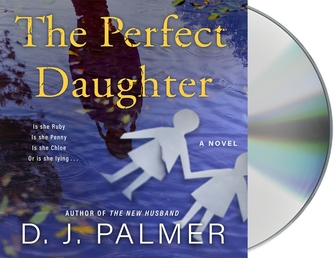 The Perfect Daughter Book Cover - Click to open Coming Soon panel