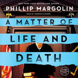 A Matter of Life and Death Book Cover - Click to open Coming Soon panel