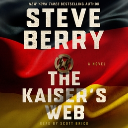 The Kaiser's Web Book Cover - Click to open Audiobooks panel
