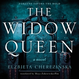 The Widow Queen Book Cover - Click to open Audiobooks panel