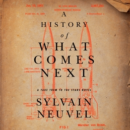 A History of What Comes Next Book Cover - Click to open Audiobooks panel