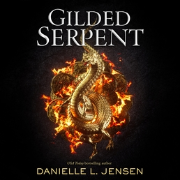 Gilded Serpent Book Cover - Click to open Young Listener panel