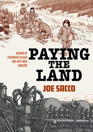 Paying the Land Book Cover - Click to open Metropolitan Books panel