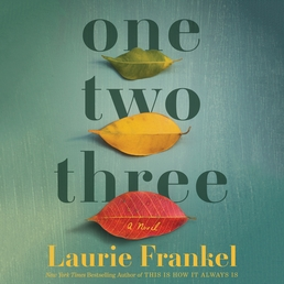 One Two Three Book Cover - Click to open Audiobooks panel