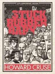 Stuck Rubber Baby 25th Anniversary Edition Book Cover - Click to open :01 Collection panel
