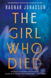The Girl Who Died Book Cover - Click to open New Releases panel