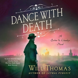 Dance with Death Book Cover - Click to open Audiobooks panel
