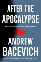 After the Apocalypse Book Cover - Click to open Metropolitan Books panel