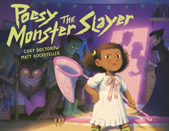 Poesy the Monster Slayer Book Cover - Click to open :01 Collection panel