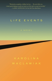 Life Events Book Cover - Click to open New Releases panel