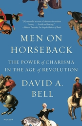 Men on Horseback Book Cover - Click to open New Releases panel