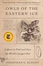 Owls of the Eastern Ice Book Cover - Click to open Top Sellers panel
