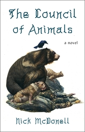The Council of Animals Book Cover - Click to open Henry Holt panel