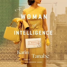 A Woman of Intelligence Book Cover - Click to open Audiobooks panel