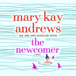 The Newcomer Book Cover - Click to open Audiobooks panel