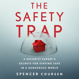 The Safety Trap Book Cover - Click to open Audiobooks panel