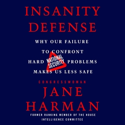 Insanity Defense Book Cover - Click to open Audiobooks panel
