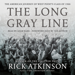 The Long Gray Line Book Cover - Click to open Audiobooks panel