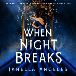 When Night Breaks Book Cover - Click to open Young Listener panel