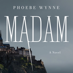Madam Book Cover - Click to open Audiobooks panel