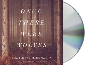 Once There Were Wolves Book Cover - Click to open Coming Soon panel